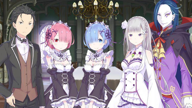 Rezero 1