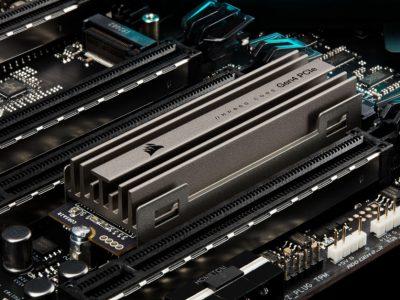 Corsair MP600 M.2 SSD