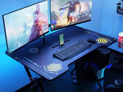 Atlantic Viper 3000 Gaming Desk Review