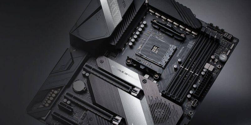 AMD X570 and B550 Motherboard USB