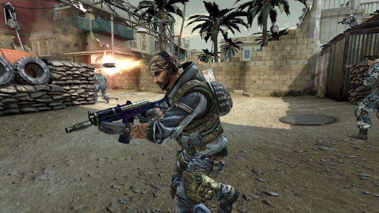 Ava Online Steam Gunfight Cinematic