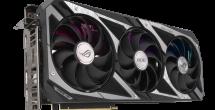 ASUS Strix Nvidia GeForce RTX 3060 new PSU