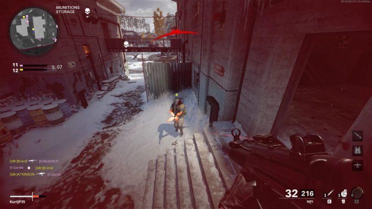 Black Ops Cold War Kd Jumpshot Mp5