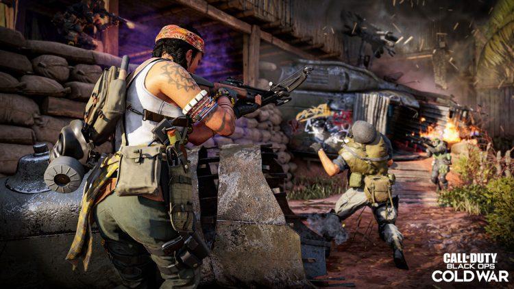 Black Ops Cold War Warzone Season Two