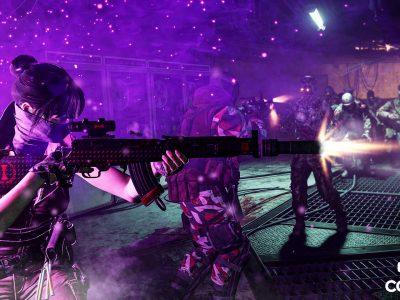 Black Ops Cold War Zombies Firebase Z Monkey Bomb