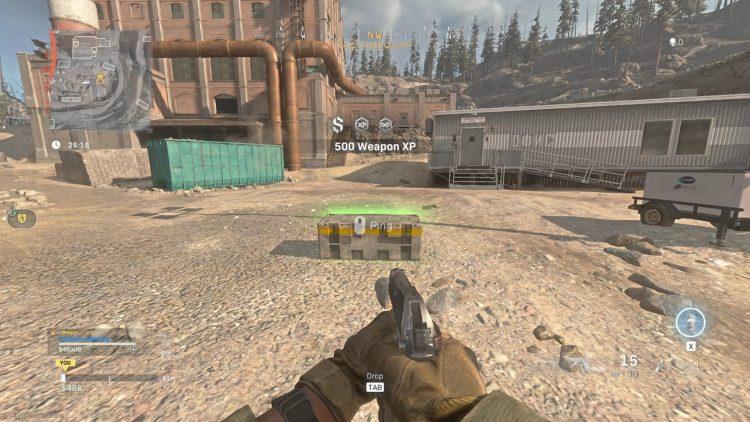 Black Ops Cold War Fast Gun Leveling Plunder