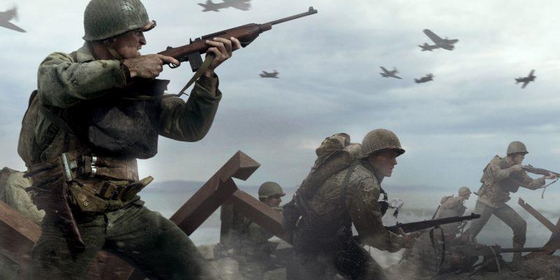 Call Of Duty 2021 World War Ii Leak