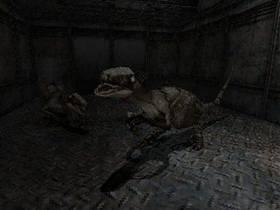 Compound Fracture Dino Crisis