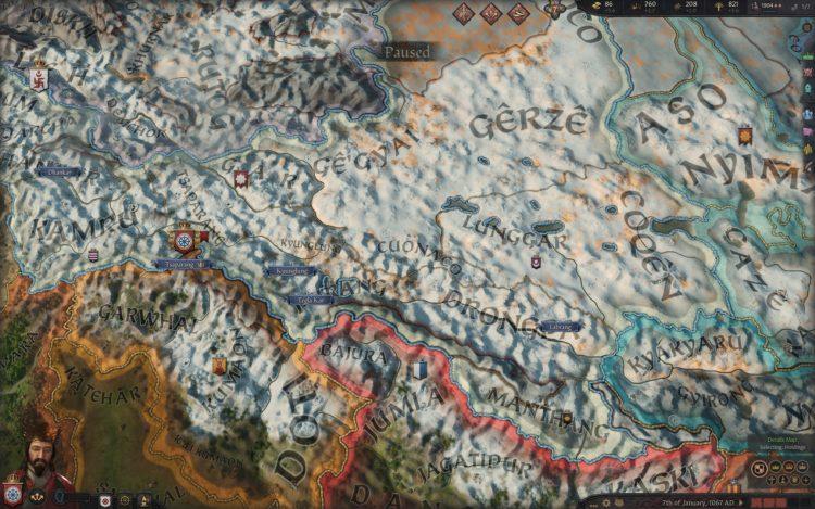 Crusader Kings 3 Winter