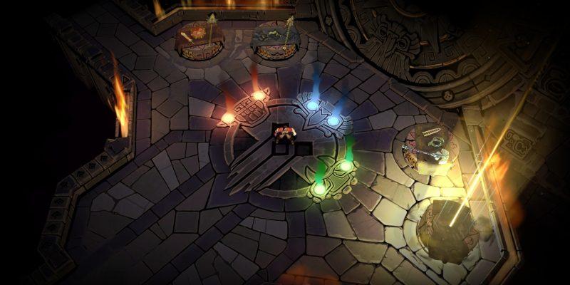 Curse Of The Dead Gods Weapon Altars Divine Favor Crystal Skulls