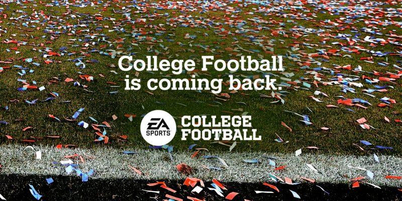 Ea College Football