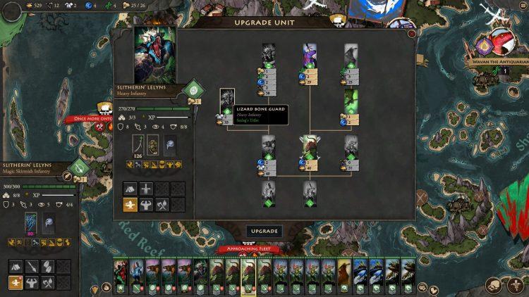 Fantasy General Ii Evolution Fantasy General 2 Evolution Sszlag Lizardfolk Unit Upgrades 3