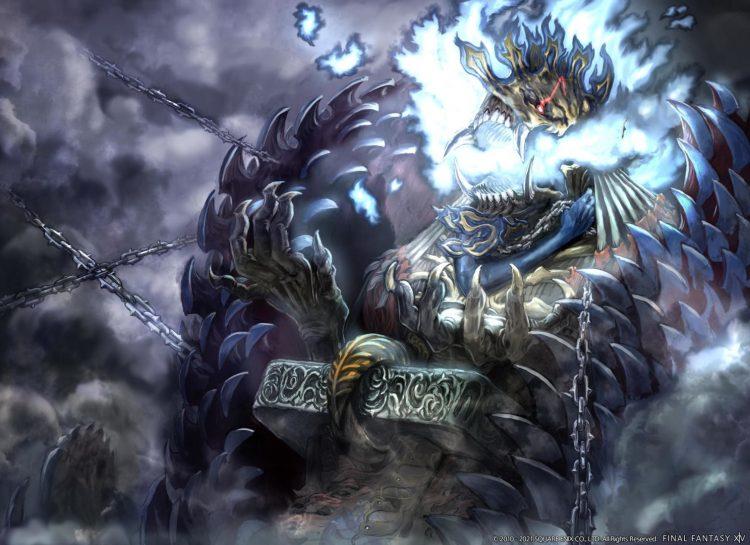 Final Fantasy XIV - Anima