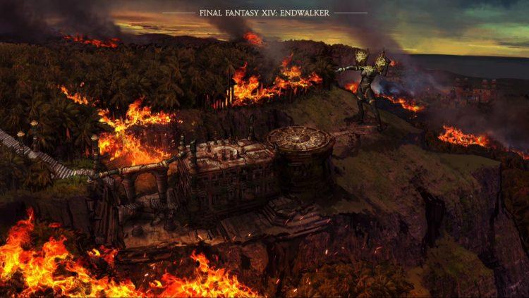Final Fantasy Xiv Fire Dungeon