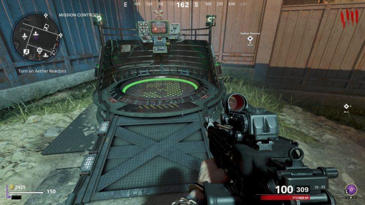 Firebase Z Jump Pads Black Ops Cold War Zombies