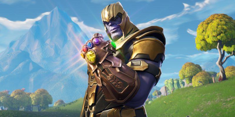 Fortnite Thanos Skin Leak
