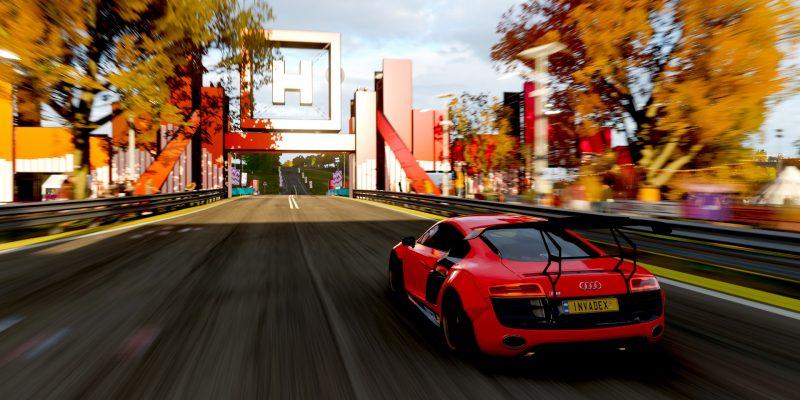Forza Horizon 4 Audio Horizon Rush