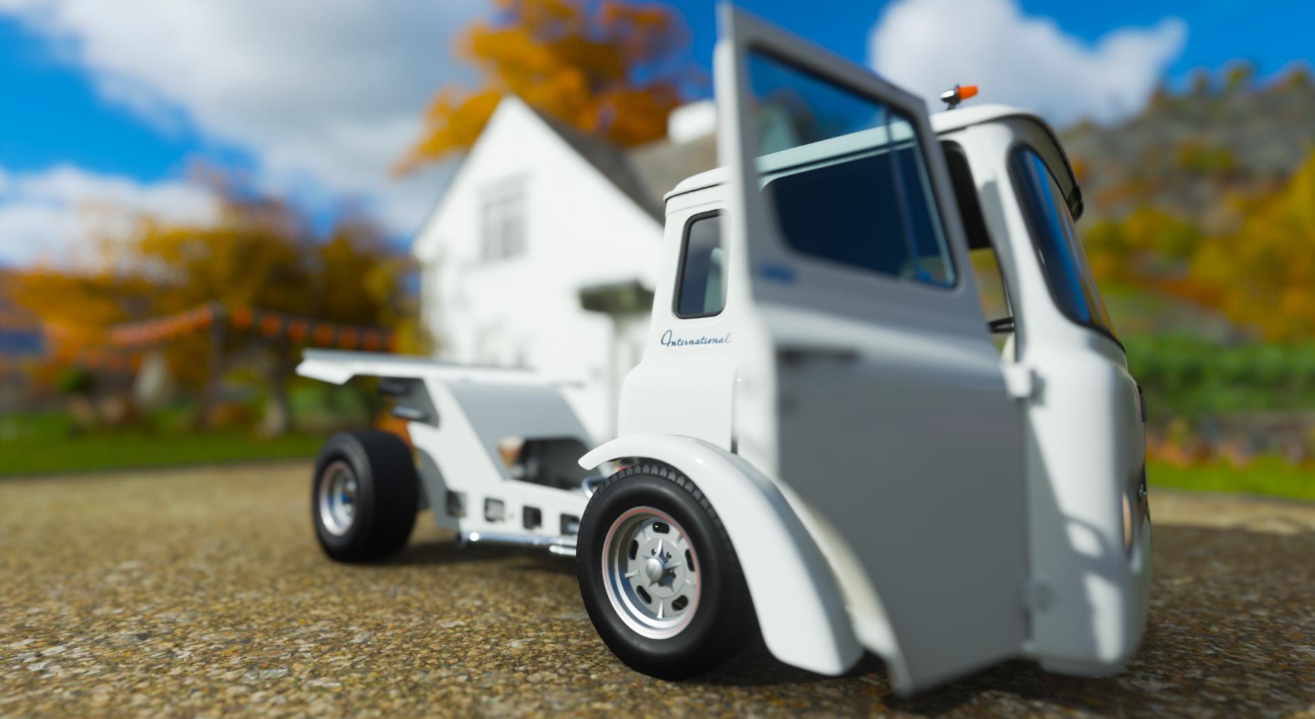 Forza Horizon 4 Hot Wheels Legends International Harvester 1