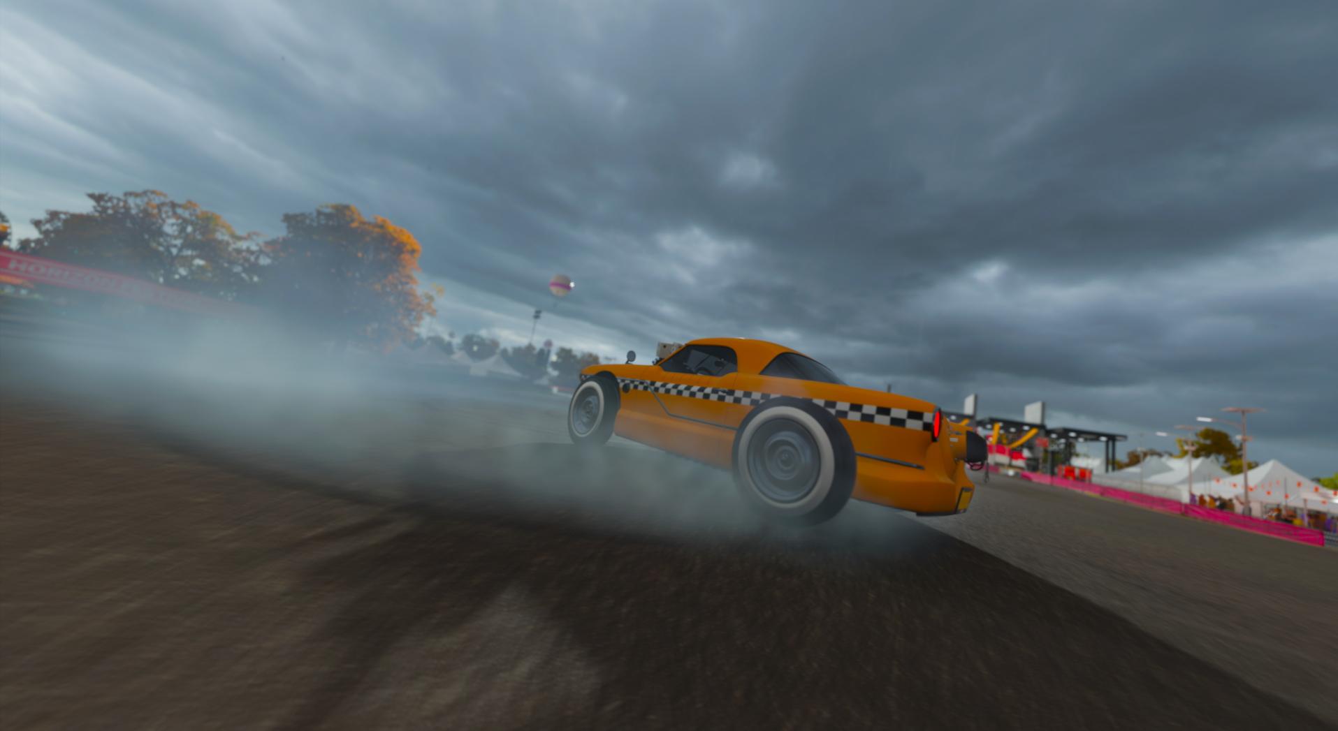 Forza Horizon 4 Hot Wheels Legends Nash Metro