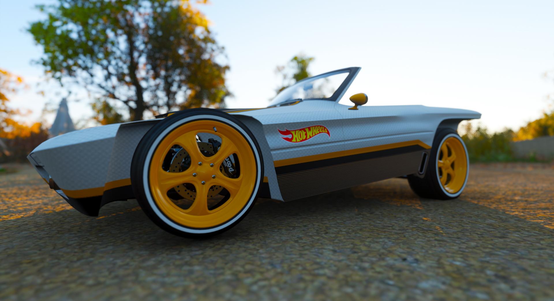 Forza Horizon 4 Hot Wheels Legends Studebaker