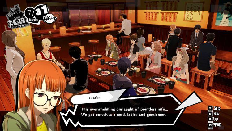 Futaba Speaks The Truth