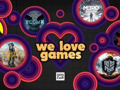 Gog We Love Games