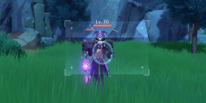 Genshin Impact Kurious Kamera Purple Creatures Guide Five Flushes Of Fortune