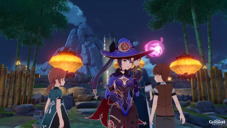 Genshin Impact Lantern Rite Tales Iii Illumiscreen Iii Illumiscreen 2 Guide Feat