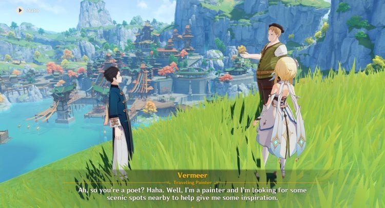 Genshin Impact Lantern Rite Tales Guide Genshin Impact Festive Fever 1