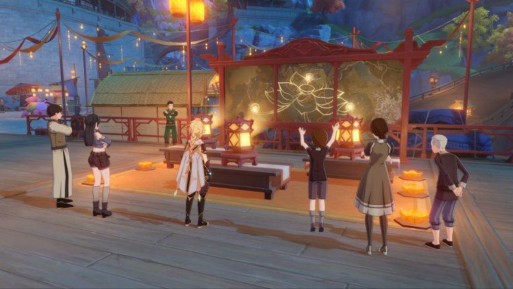 Genshin Impact Lantern Rite Tales Guide Genshin Impact Festive Fever 2a