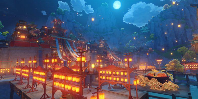 Genshin Impact Lantern Rite Event Guide
