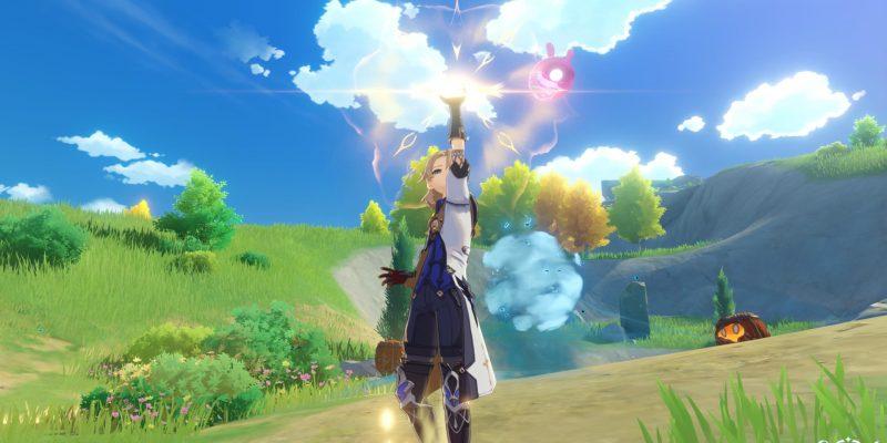 Genshin Impact Ley Line Overflow Event Double Rewards Hero's Wit