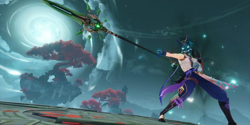 Genshin Impact Xiao Guide Weapons Artifacts Talents
