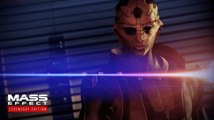 Mass Effect Legendary Edition release date Thane New