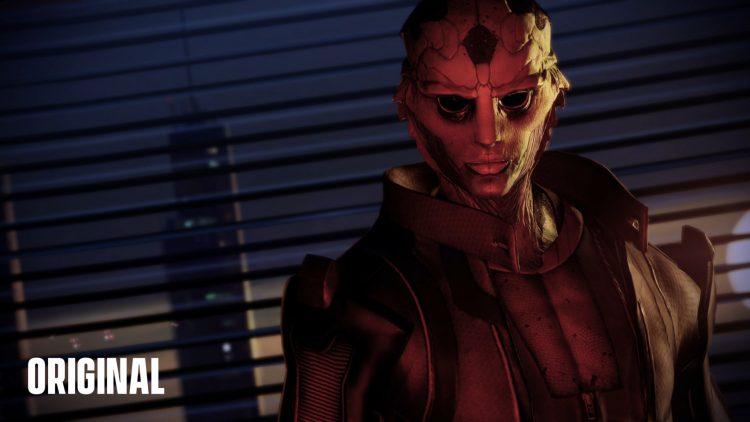 Mass Effect Legendary Edition release date Thane Original