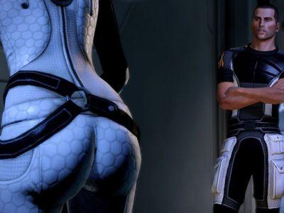 Mass Effect Legendary Edition Changes Include Less Butt Shots (1)