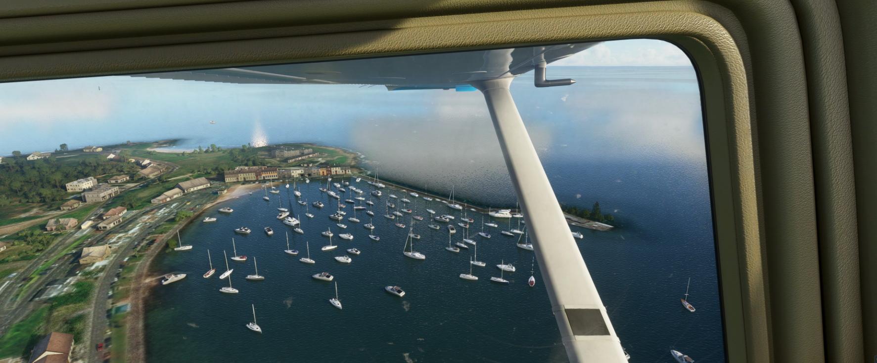 Microsoft Flight Simulator Seafront Simulations Orbx Vessels Channel Islands