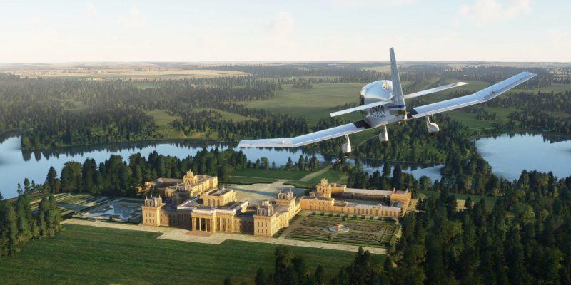 Microsoft Flight Simulator World Update 3
