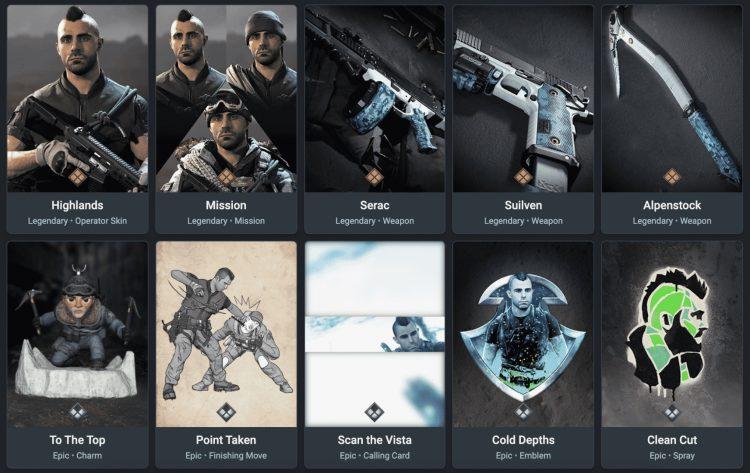 Modern Warfare Season 7 Soap Bundle