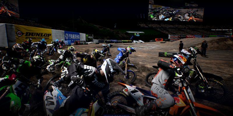Monster Energy Supercross 4 1