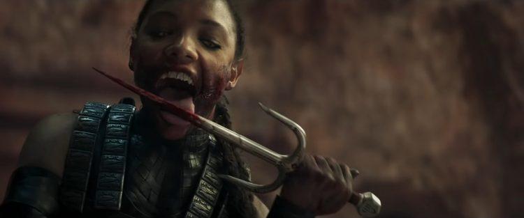 Mortal Kombat Movie Trailer 1