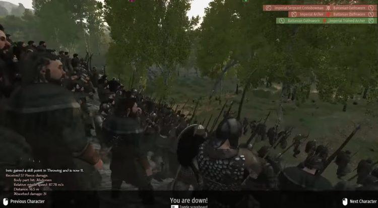 Mount & Blade Ii Bannerlord Battle Terrain System