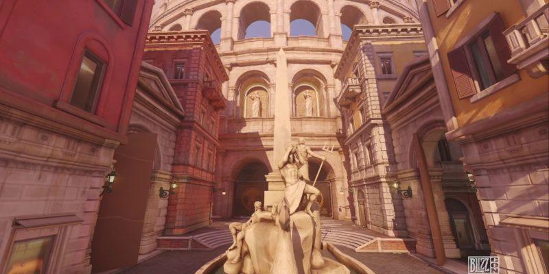 Overwatch 2 New Maps Rome