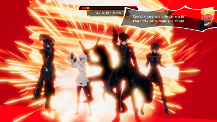 PS5: бой Акиры