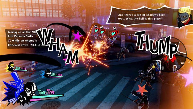 Persona 5 Strikers Combat Guide 2