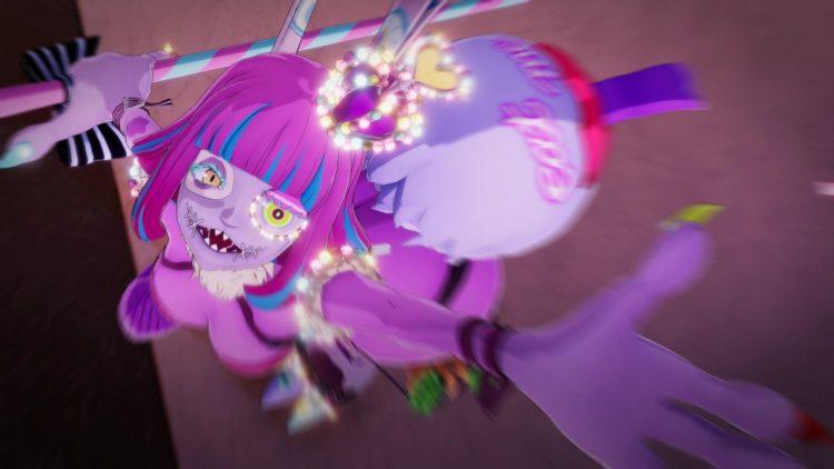 Persona 5 Strikers Mad Rabbit Alice