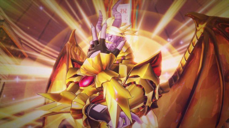 Persona 5 Strikers Nightmare Dragon Ango (2)