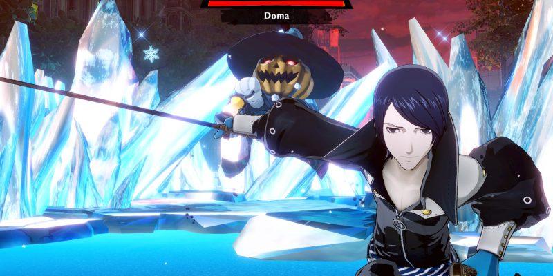 Persona 5 Strikers Warriors 1