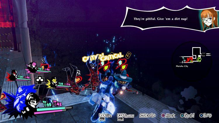 Persona 5 Strikers Warriors 2