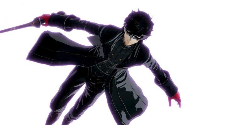 Persona 5 Strikers Blade 2